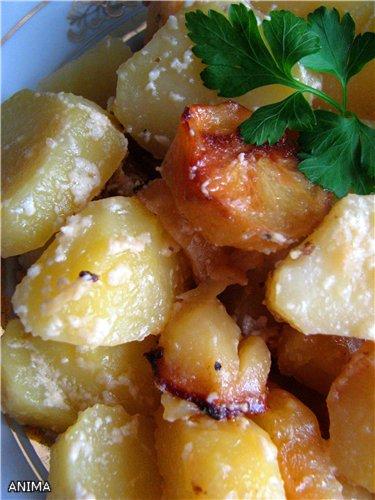 Блюда с овощами, фаршированные овощи  и др. 0d64832bb737