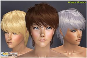 Мужские прически (короткие волосы, стрижки) 5d846107c3act