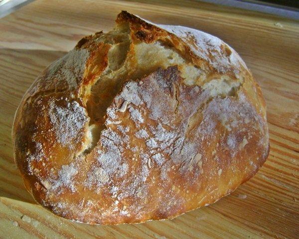 Хлеб, не требующий замеса 634adbb6886a