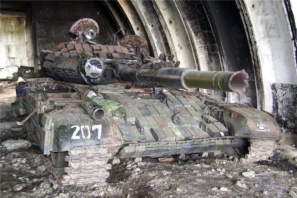 2008 South Ossetia War: Photos and Videos 40d76f9e71a2