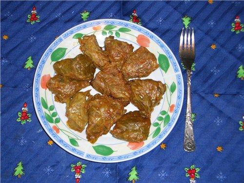- Блюда с овощами, фаршированные овощи  и др. - Страница 2 83b8d910b3b2