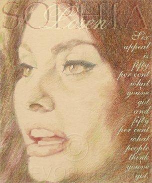 Софи Лорен/Sophia Loren - Страница 2 4f5603339db5
