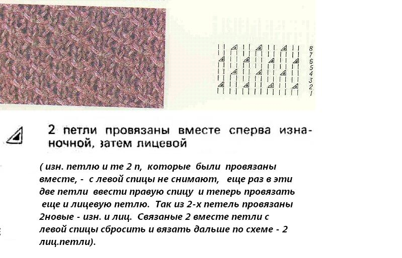 Вязальные премудрости 9b1aee131535