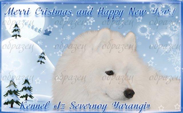 С Новым годом открыточки. 26d414cbf505