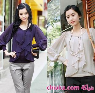 ملابس كورية صيفية للمراهقات 2011 829828b4d352