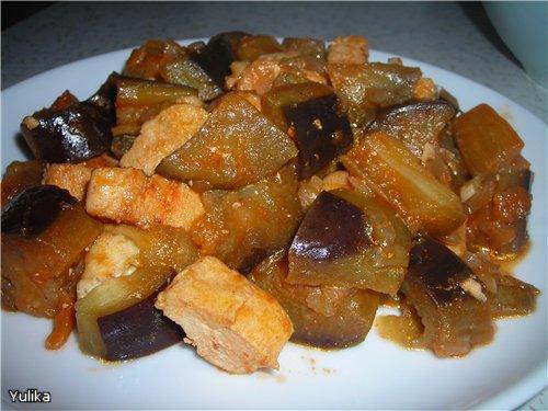 Блюда с овощами, фаршированные овощи  и др. - Страница 3 0c656fd31230