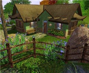 Необычные жилые дома 7337b05aca27