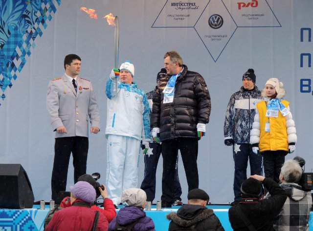 "Эстафета Паралимпийского огня ""Сочи 2014"" в г. Ярославле E8598fdccad5"