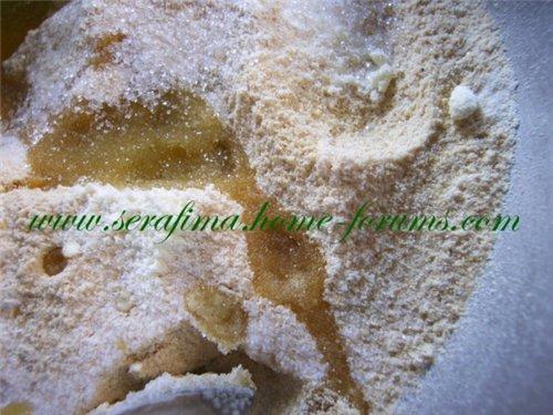 Домашний хлеб с цельнозерновой мукой, кумином и картофелем 31f6519ca550