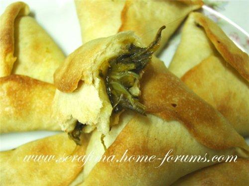 Пирожки со шпинатом. Араб.кухня C663419354d2