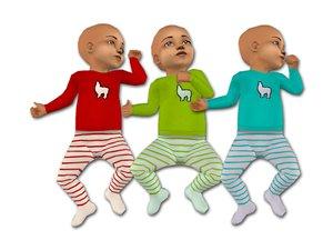 Одежда для младенцев (дефолты) D2e7c591bb49