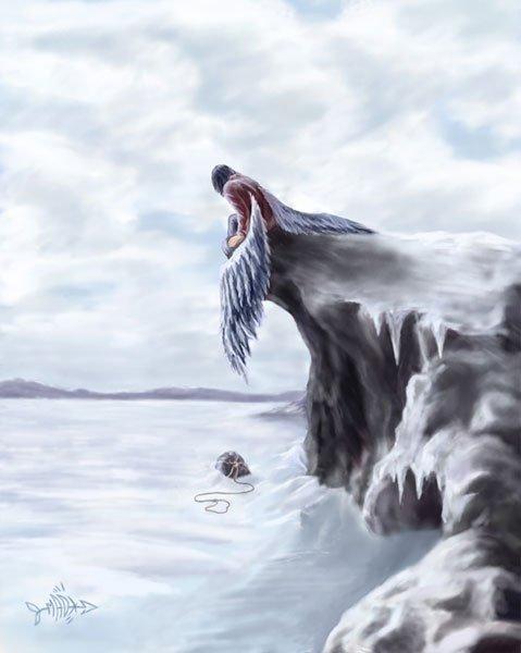 Арты на тему : Ангелы D32b20c30e18