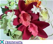 Цветы ручной работы из полимерной глины - Страница 3 4882e68d3e77t