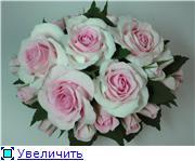 Цветы ручной работы из полимерной глины - Страница 4 4eec87462352t