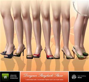 Обувь (женская) D896f2033de5t