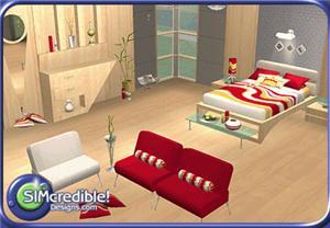 Спальни, кровати (модерн) - Страница 3 107767a7ee7dt