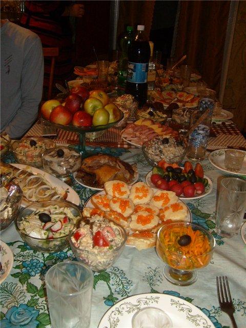 Праздничный стол (только фотоотчеты) B70ea0a9038e