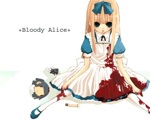 Арты на тему: 'Alice in Wonderland' 1fff66712233