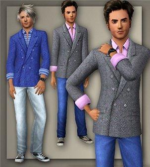 Повседневная одежда (комплекты с брюками, шортами)   369ec583ff76