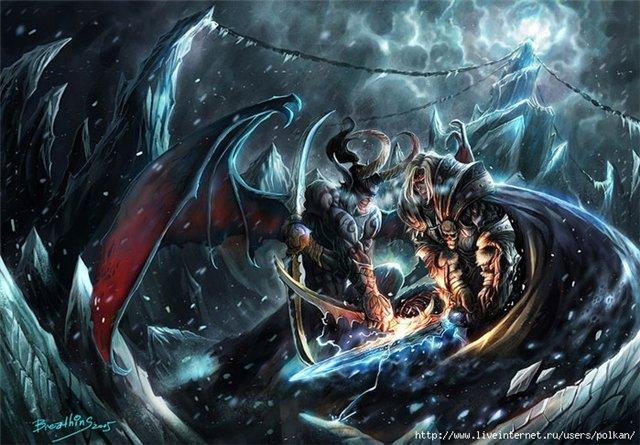 Война ангелов и демонов. 657e786f3dff