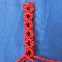 Ажурная плетёная тесьма 80936810a4d4