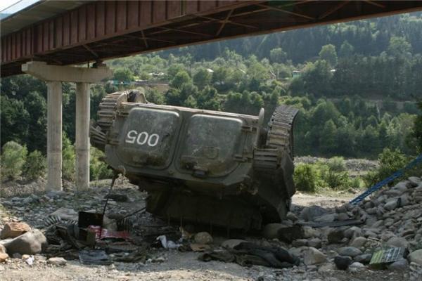 2008 South Ossetia War: Photos and Videos F5187faba5de