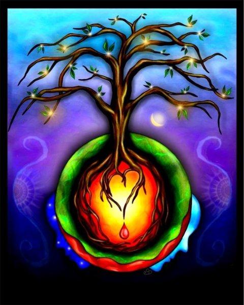 Магия растений. Магические свойства растений. Обряды и ритуалы. Амулеты и талисманы из растений.  - Страница 3 B775dbd79244