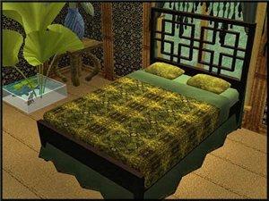 Спальни, кровати (восточные мотивы) 117ffa3c54b2