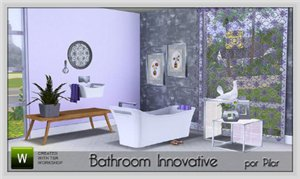 Ванные комнаты (модерн) - Страница 6 18b3408ad0e4