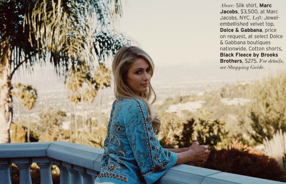 Пэрис Хилтон/Paris Hilton - Страница 5 142b129c9e98