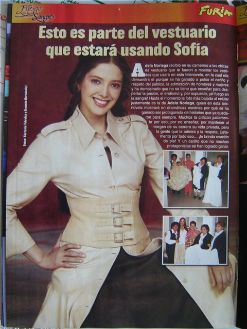 Адела Норьега /Adela Noriega - Страница 4 D4242cfb9ccc