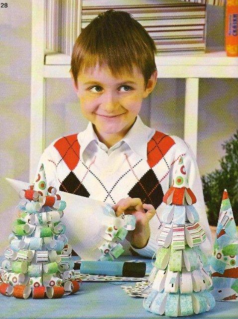 Новогодние украшения своими руками 3493d38832ad