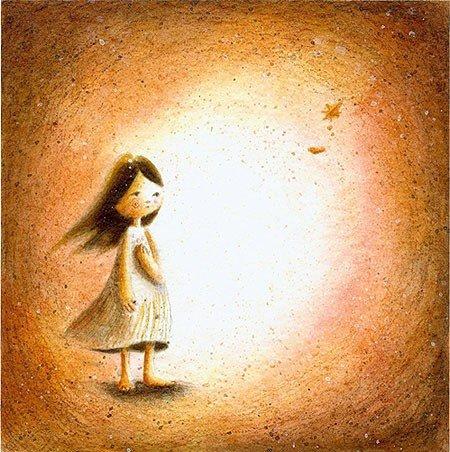 Рисунки детства от May Ann Licudine 591b05c44487