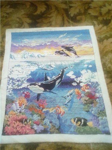 Совместный процесс - В синем море, в белой пене... - Страница 8 D7b75c32b399
