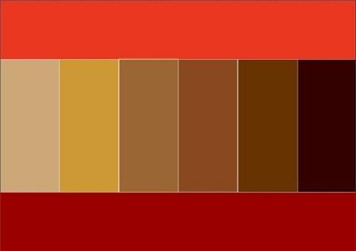 Как правильно сочетать цвета в одежде 3c7faa86fb45
