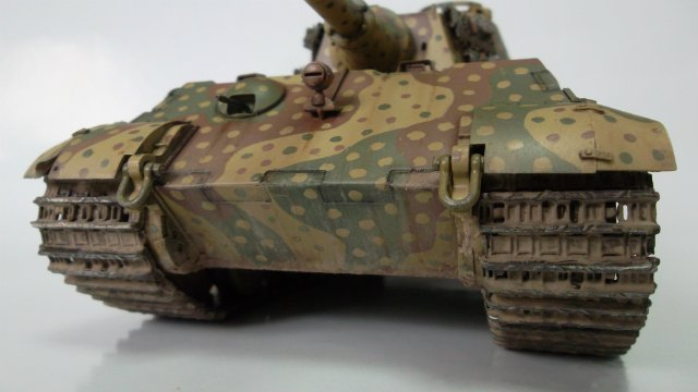 Кинг Тигр, 1/35, (Звезда 3601). 507330c72a44