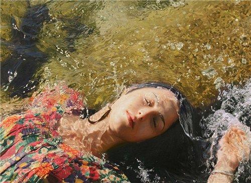 Гиперреализм в живописи 3c1afa1e8023