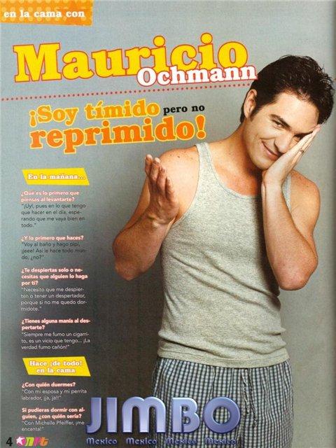 Маурисио Очманн / Mauricio Ochmann 4aaec5fd4031