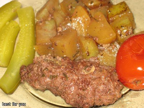 блюда - Мясо как оно есть, тушеное, вяленое, копченое. Блюда с мясом D95c9aff805f