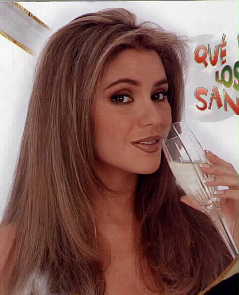 Даниэла Кастро / Daniela Castro 8b387a93a2e6