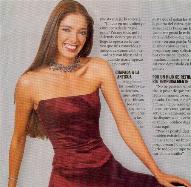 Адела Норьега /Adela Noriega - Страница 4 Cfb05c6aeb16