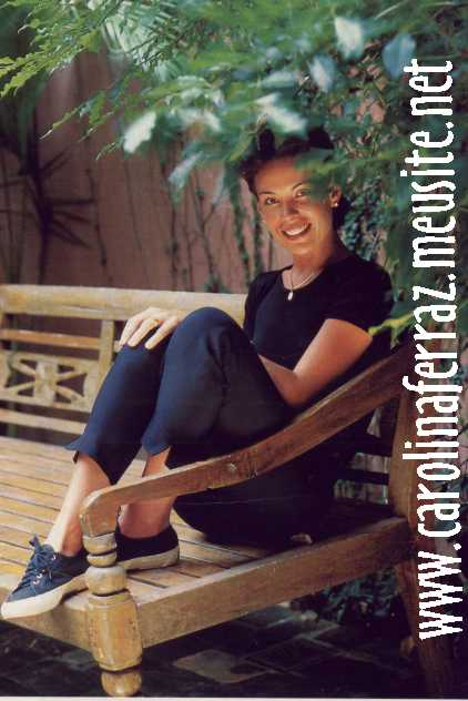 Каролина Ферраз/Carolina Ferraz 38e25b3bd923