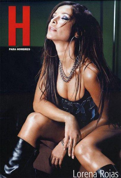 Лорена Рохас/Lorena Rojas - Страница 2 B118632c56f7