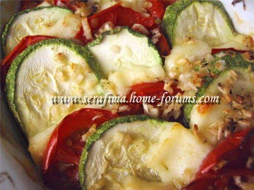 Блюда с овощами, фаршированные овощи  и др. - Страница 3 61195e0a5a34