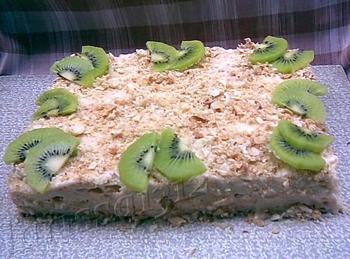 Торт Наполеон с нежным заварным кремом 36a37bf04820