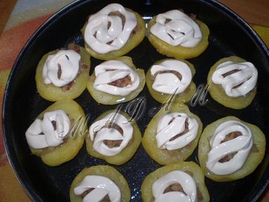 Картофель родной и любимый. Блюда из картофеля. 84063e6cd1eb