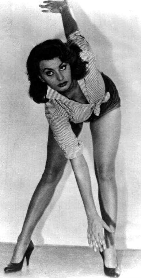 Софи Лорен/Sophia Loren - Страница 2 53b5544e3468