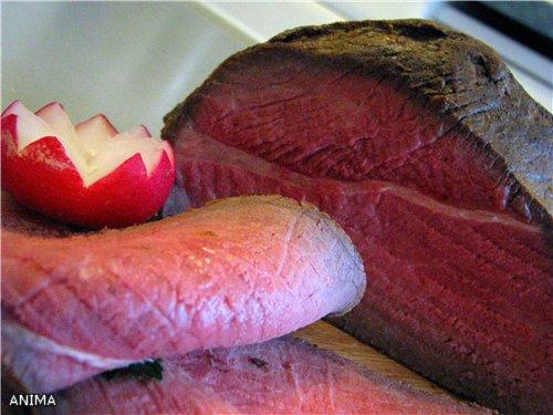 блюда - Мясо как оно есть, тушеное, вяленое, копченое. Блюда с мясом 78131c1d4a27