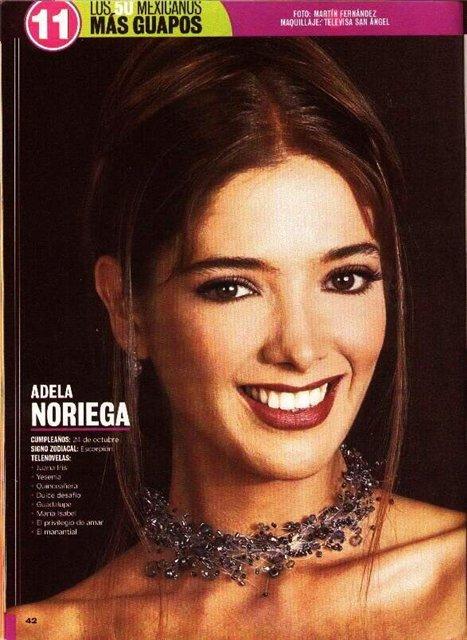 Адела Норьега /Adela Noriega - Страница 4 Fc8fe063a422