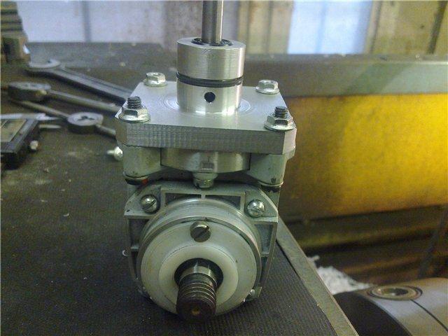 Самодельный мотор 2a4f7f5cd4f3
